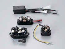 PTT (power trim and tilt) relays