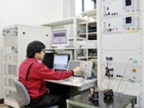 EMC electrical wave verification room